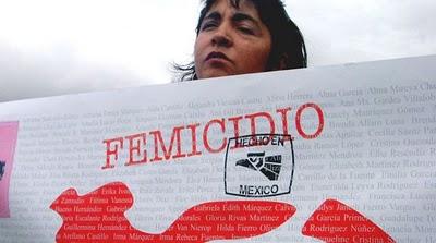 femicidio mexico