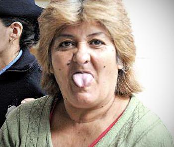 principal acusada por el caso de marita veron detenida con droga