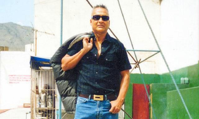 "Demetrio Chávez Peñaherrera, ""Vaticano""."