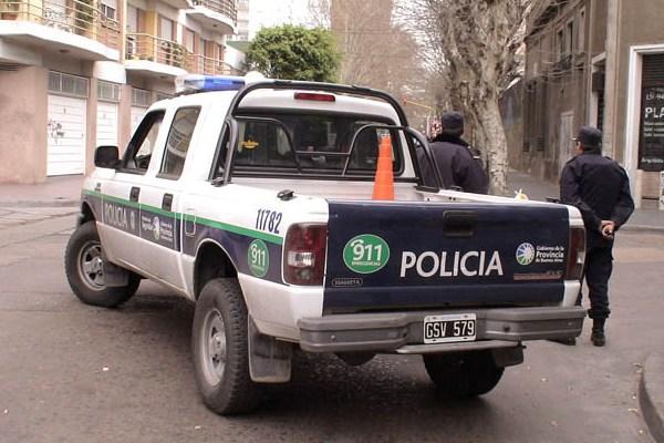 policia bonaerense