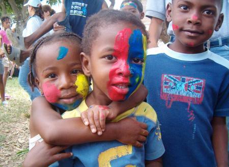 Colombia niños