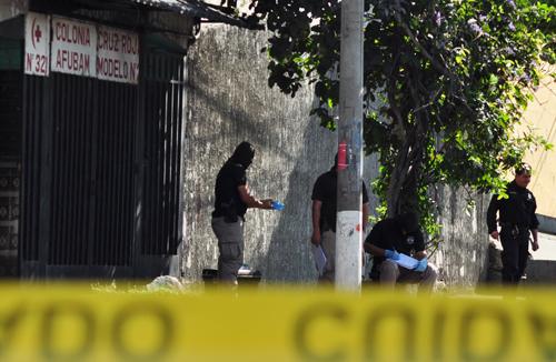 El Salvador - Homicidios