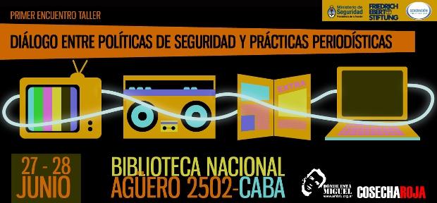 27 y 28 de junio - Biblioteca Nacional