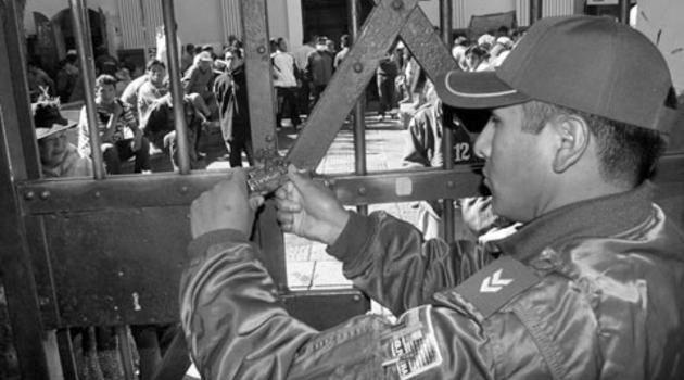 presos bolivianos