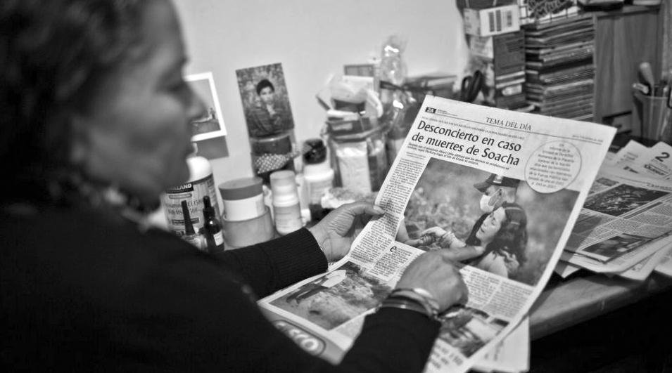madres contra la impunidad Colombia