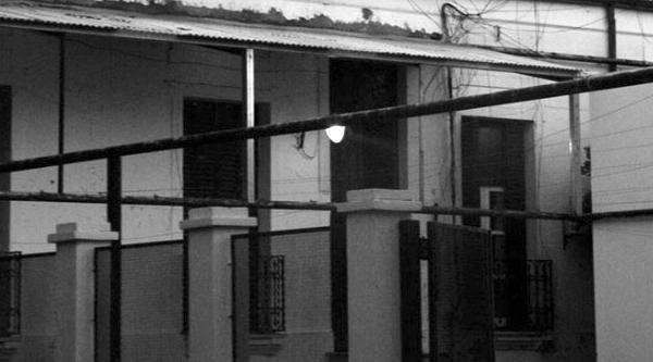 centro de recepción de La Plata