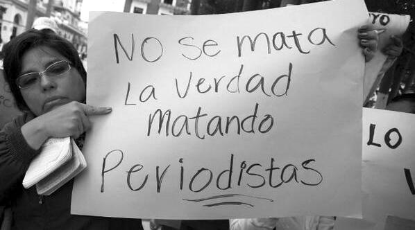 Agresión a periodistas en México
