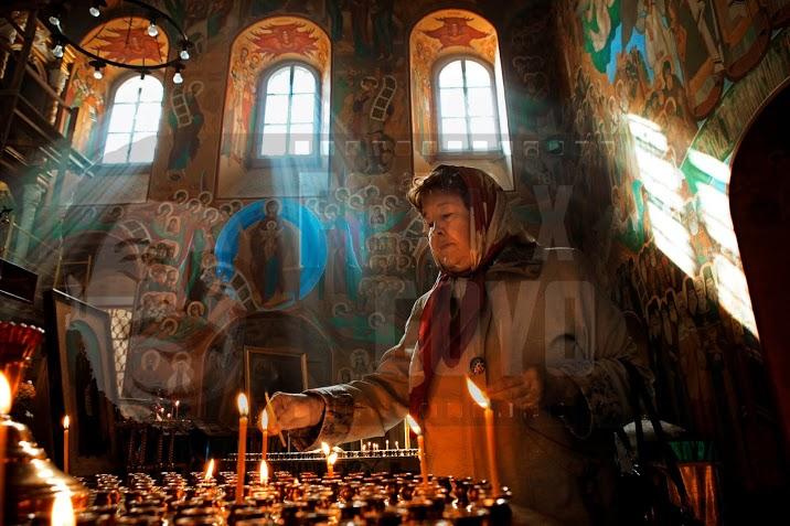Goyo. Catedral Ortodoxa de la Epifanía