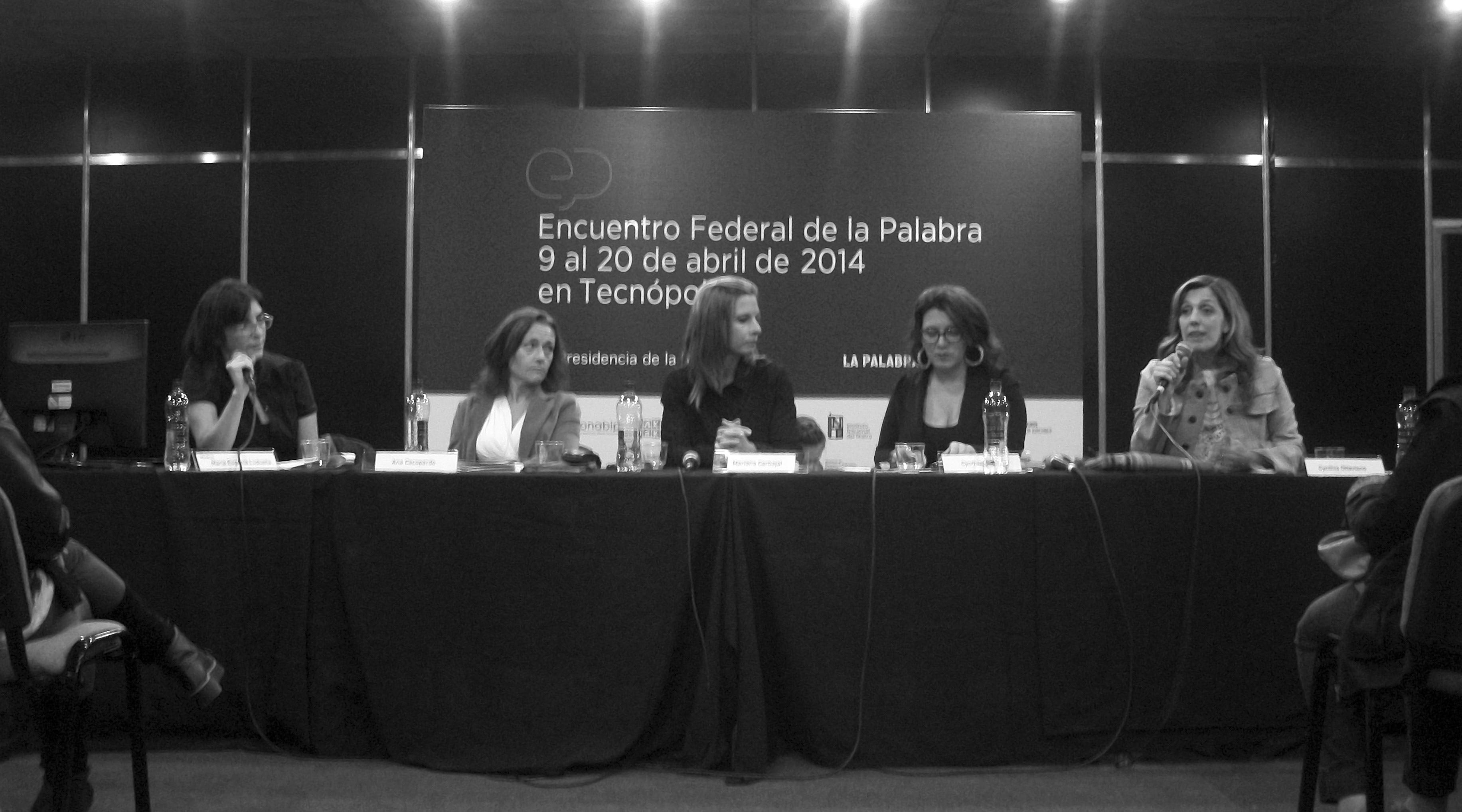 Mujeres y género en el EFP