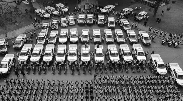 Más policía en la calle
