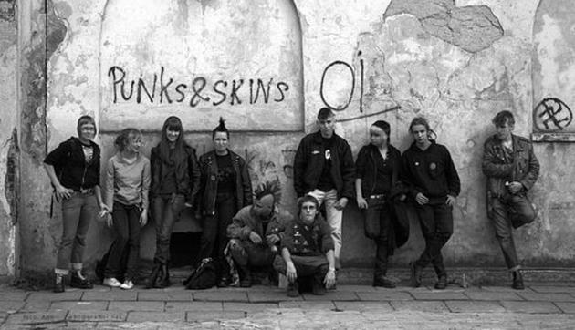 punks y skins