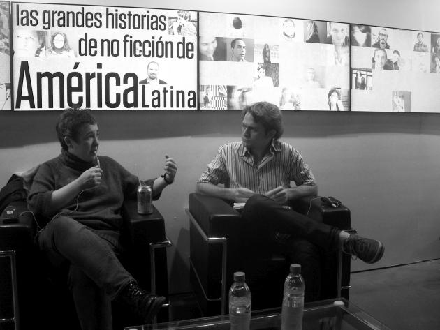 Gabriela Cabezón Cámara - feria del libro