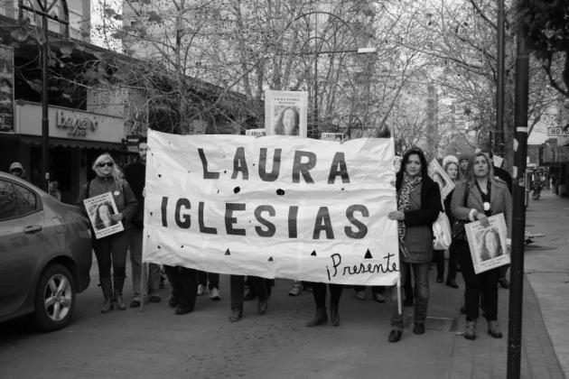 Laura Iglesias, trabajadora del Patronato de Liberados asesinada