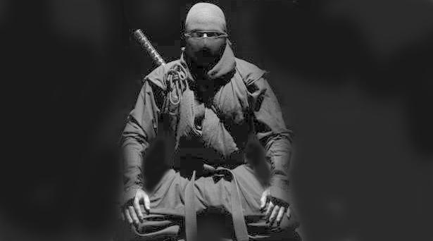 La muerte del ninja