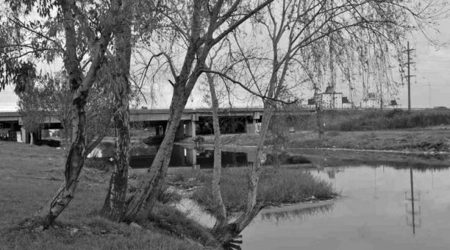 Cadáver hallado en el arroyo Sarandí