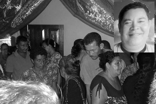 Crimen del locutor hondureño