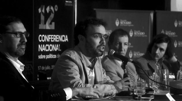 Conferencia politicas drogas 1