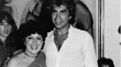 El Puma y la esposa de Pablo Escobar - Particular