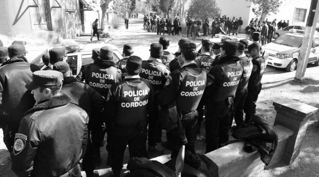 Policía de Córdoba