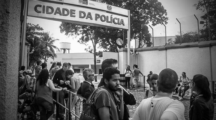 detenciones en brasil