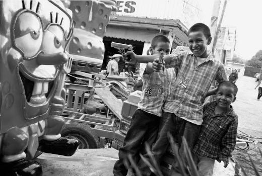 niños narco - Analista