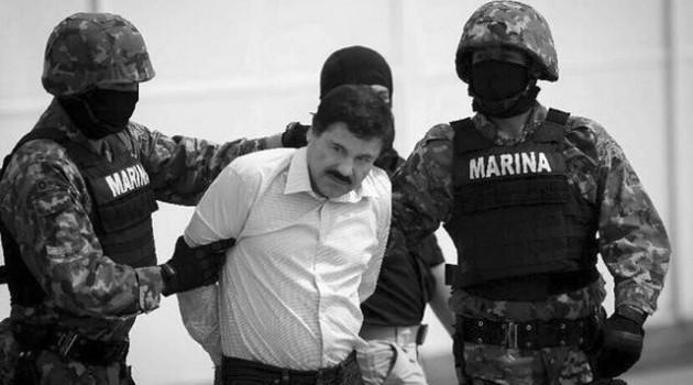 Chapo Guzmán capturado