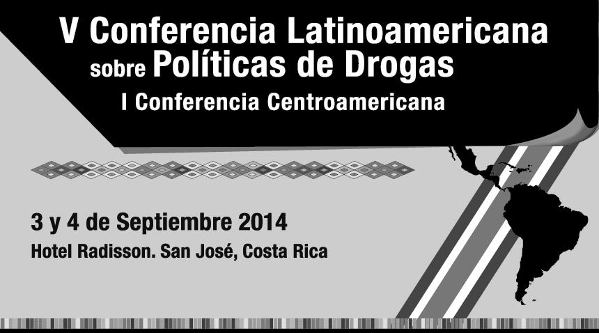 Conferencia de drogas Costa Rica