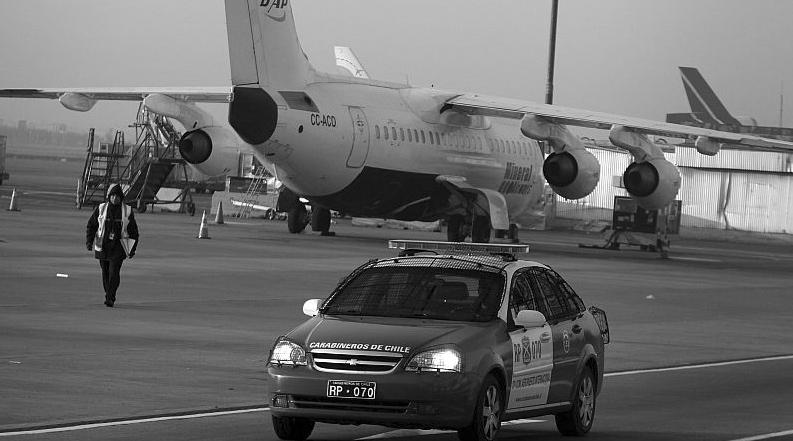 Delicuentes huyen con cerca de 6 mil millones de pesos desde Aeropuerto