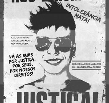 Justicia asesinato gay brasil