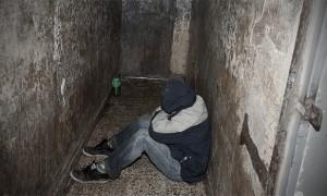 """Lucas Mendoza está preso desde los 16: """"Espero salir vivo de acá"""""""