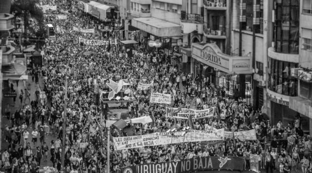 No a la baja uruguay