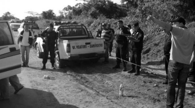Periodista asesinado en Paraguay