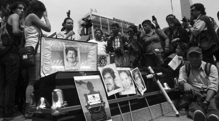 agresion a periodistas mx