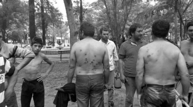 represión paraguay 2