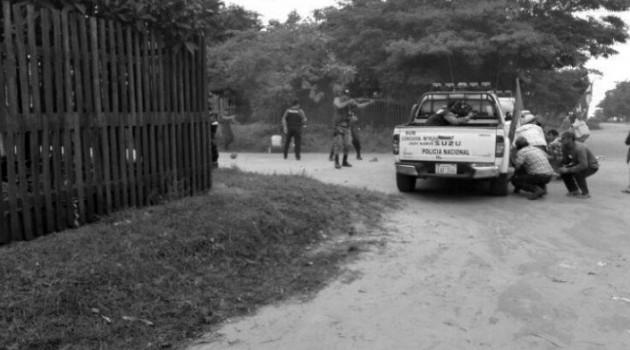 represión paraguay