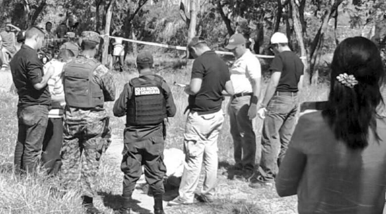 crimen periodista tv honduras