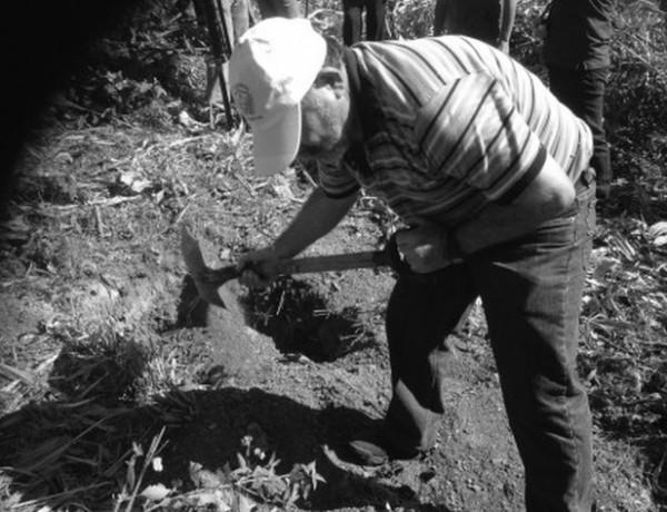 desenterradores  - Germán Canseco