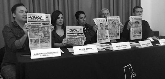 Diario mexicano homenajea al periodista asesinado Moisés Sánchez