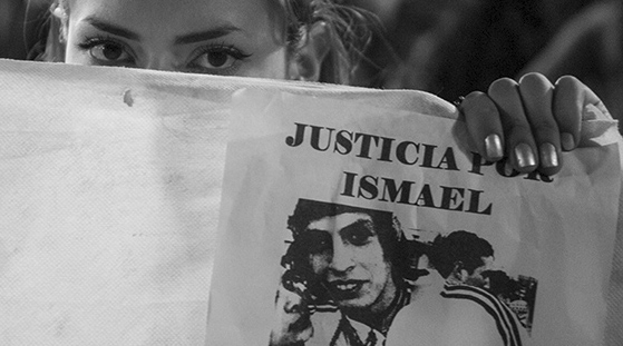 Marcha por Ismael Sosa