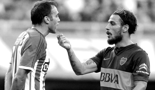 Desabato y Osvaldo