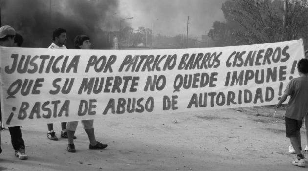 Patricio Barros CIsneros