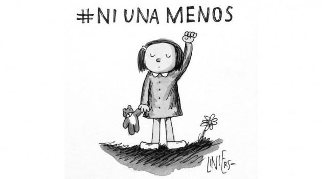 Ni una menos Liniers