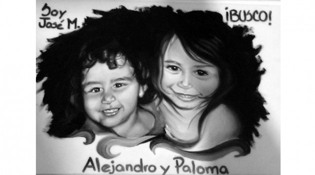 nenes desaparecidos