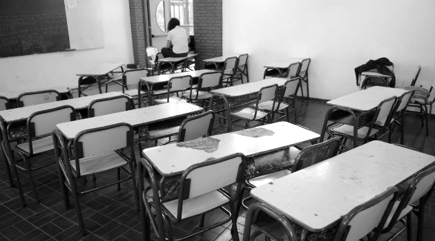 escuela mendoza - Los Andes