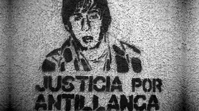 justicia por antillanca - diario de madryn