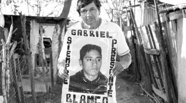 gabriel blanco - Facundo G. Díaz