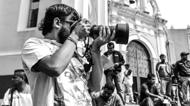 Periodistas mexicanos recuerdan a sus colegas asesinados