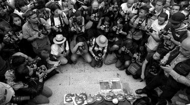 El 90 por ciento de los crímenes contra periodistas quedan impunes