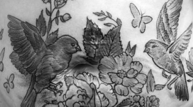 A Pele da Flor