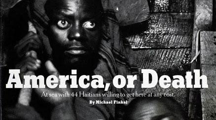 The NYMag Haiti